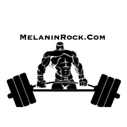 Melanin Rock logo