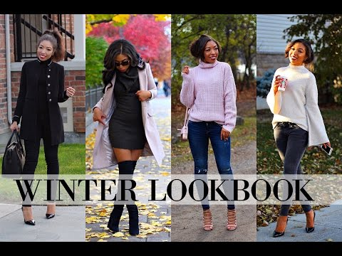 Winter Lookbook 2016 | Outfits of the Week