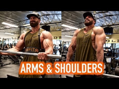 WATCH! If you want bigger shoulders...& ARMS!