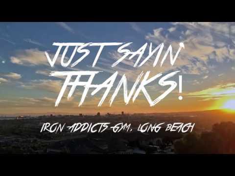 Just saying thanks.. Mike Rashid & Big Rob